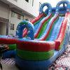 De opblaasbare Dia van de Kinderen van het Speelgoed van de Dia Opblaasbare