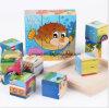 Puzzle intellectuelle jouets en bois de nombreux comportements 3D