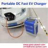 Bewegliches Mobile 20kw schnelle EV Ladestation Gleichstrom-