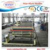 Горячая производственная линия листа пола PVC надувательства