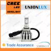diodo emissor de luz Car Headlight Kit do poder superior 9006 de 4000lm 50W