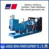1875kVA abren el tipo conjunto de generador diesel espera del MTU
