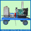 Máquina industrial de alta presión de la limpieza del depósito de gasolina diesel del arenador de la limpieza