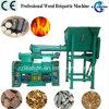 De Houten Briket die van de biomassa Machine maken