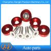Cnc-Aluminiumlegierung-flache Unterlegscheibe