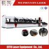 Máquina de estaca material automática Eeto-P2060 da câmara de ar do laser do carregamento
