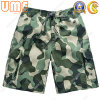 100%년 Polyester를 가진 남자의 Camouflage Printed Beach Wear