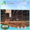 El espacio del ahorro reduce el panel de emparedado del cemento del coste EPS del proyecto para la construcción pública
