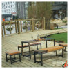 屋外の余暇の椅子およびテーブル(ID-WS185)