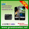 iPhone 4 (GVCH-iP005)のための携帯用電池及びFMの送信機及びハンズフリー車のキット