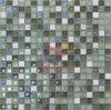 Het Mozaïek van het Glas van de Regenboog van de Mengeling van de steen (CS144)