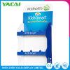 Conecte o suporte de exposições de papel Exibição de produtos para supermercados em Rack