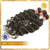 5A Grade 100%年のVirgin Unprocessed Human Hair Extension