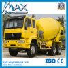 Faible prix Sinotruck HOWO 10m3 Diesel camion bétonnière mobile pour la vente