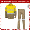 Yellow 3m Safety Work Clothes Reflective