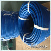 Slang 20bar van de Zuurstof van de Kleur van de Dekking van 1/4 Duim de Vlotte Blauwe Rubber