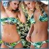 Цельный Swimsuit Swimwear Бикини способа женщин полиэфира высокого качества