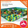 Thème de la forêt d'enfants de l'équipement de terrain de jeux intérieure