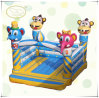 Fwulong Exclusive Manufacture Bounce House con Various Models (FLCA)