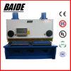 Автомат для резки плиты гильотины QC11y гидровлический, машина гидровлической плиты режа