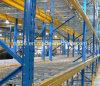 中国からの倉庫のPalltラックのための電流を通された鋼鉄網のデッキ