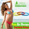 Womenのための卸し売りCustom Thin Silicone Wristband