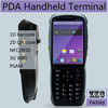 Handheld Android Barcode Scanner para Inventory