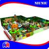 Projeto profissional do campo de jogos interno para miúdos