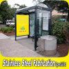 Keenhaiはバス停の避難所を予約した