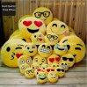 De hete Hoofdkussens Emoji van de Pluche van de Verkoop Comfortabele Decoratieve in Voorraad