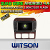 Witson Android 4.4 Car DVD per Benz Cl-W215 con il Internet DVR Support (W2-A6518) della ROM WiFi 3G della chipset 1080P 8g