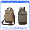 Saco de ombro da bolsa tripartido funcional da trouxa único para homens