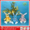 De Gift van de Vakantie van Pasen van Stuk speelgoed van het Konijn van de Pluche het Zachte