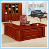 Grande mesa de escritório executivo da tabela do computador do tamanho
