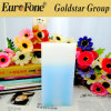 Cera quadrata della candela di figura con multicolore
