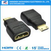 HDMI zum VGA-Konverter-/Adapter-Mann zum Weibchen