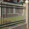 粉Coating Iron FenceかRailway Fence/Steel Fence/Wrought Fence