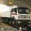 Heißer Verkaufs-Nordbenz Beiben 8*4 Ng80 Bergbau-Lastkraftwagen mit Kippvorrichtung