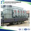 A flotação e máquina de filtragem de ar