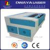 Cortador del laser del CO2 de madera/del cuero/del acrílico/del no metal 80W