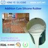 Borracha de silicone líquida para moldes artificiais da chaminé de pedra