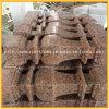 G562 barato arce rojo granito pulido Escalera de piedra Balaustrada / balaustre
