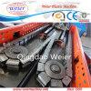 16-63mm PVC 단 하나 벽 물결 모양 관 생산 라인
