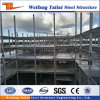 Prefabricated engine-talk Steel Structure High giant Building/Multi Storey Construction Project