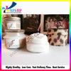 Rectángulo de empaquetado impreso Cmyk lujoso del jabón del redondo de papel del diseño