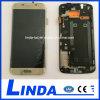 Samsung S6の端LCDのための最も売れ行きの良く優秀な品質LCD