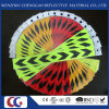 Self Adhesive警告およびSafety PVC Reflective Sticker