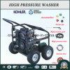 Ararela de pressão da indústria de serviço pesado de 3600psi 15L / Min de Kohler Engine (HPW-QK1400KRE-1)