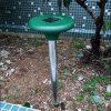 屋外のSolar Energy音波駆動機構のヘビ