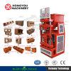 Hy1-10 Legoの煉瓦作成機械をかみ合わせる自動油圧圧力粘土